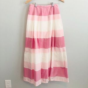 David Meister Vintage Pink Skirt | Sz 2 As Is